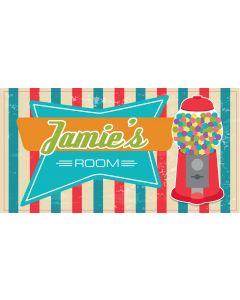 Retro Sign - Jamie