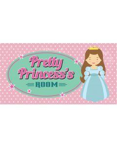 Retro Sign - Princesss Room