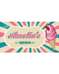 Retro Sign - Amelia