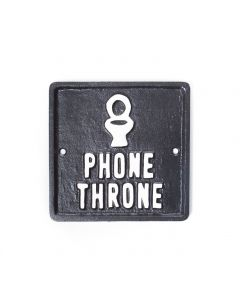 Signs Of The Times - Phone Throne