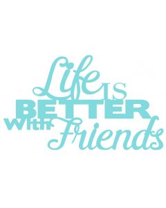 Chatterwall - Life Is Better With Friends