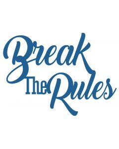 Chatterwall - Break The Rules