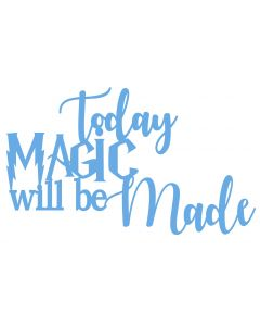 Chatterwall - Today Magic Will Be Made