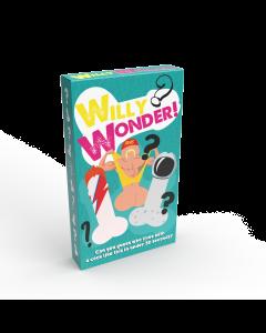 Willy Wonder Card Game