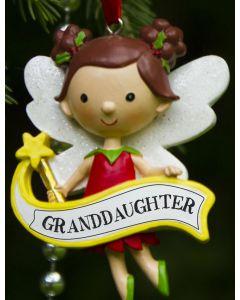 Fairy Decoration  - Granddaughter