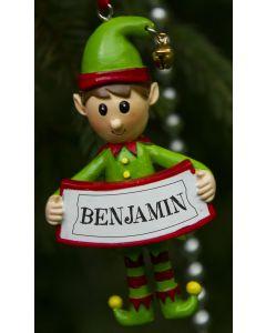 Elf Decoration  - Benjamin