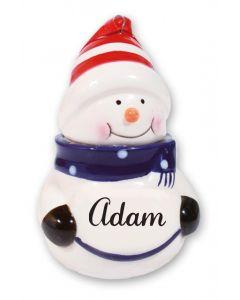 Snowman Decoration -  Adam