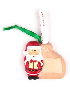 Santa List Sack - Blank
