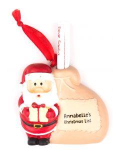 Santa List Sack - Annabelle