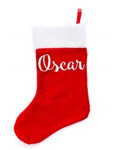 Xmas Stockings - Oscar