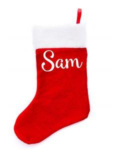 Xmas Stockings - Sam