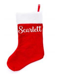 Xmas Stockings - Scarlett