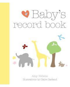 Babys Record Book