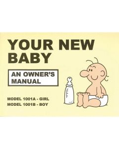 Your New Baby - Book