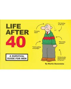 Life After 40 Him - Book