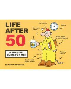 Life After 50 Men - Book