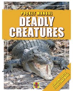 POCKET MANUAL DEADLY CREATURES