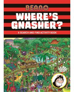 Beano Wheres Gnasher?