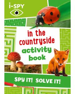 I Spy In The Countryside Activity Book