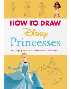 How to Draw Disney Princesses