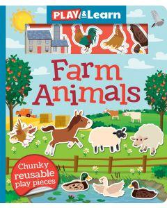 Play and Learn Farm Animals