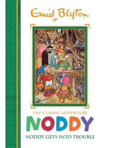 Enid Blyton The Classic Adventure Noddy