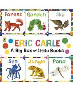 Eric Carle A Big Box Of Little Books