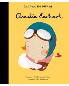 Little People, Big Dreams Amelia Earhart