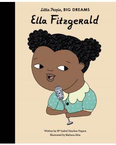 Little People Big Dreams - Ella Fitzgerald