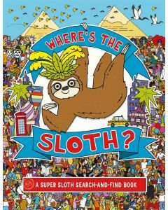 WHERE'S THE SLOTH?: A SUPER SLOTH SEARCH