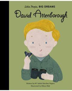 Little People Big Dreams David Attenboro