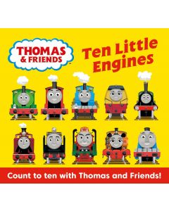 Thomas And Friends: Ten Little Engines