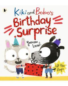 Kiki and Bobo's Birthday Surprise