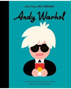 Little People, Big Dreams Andy Warhol