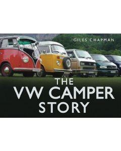 Vw Camper Van Story - Book