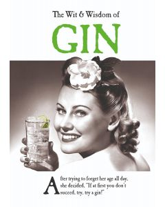 The Wit And Wisdom Of Gin