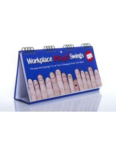 Workplace Mood Swings Flip Book