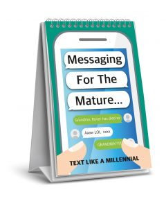 Messaging For The Mature Book