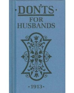 Donts For Husbands - Book