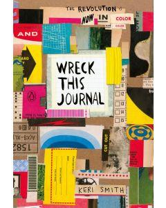 Wreck This Journal Colour  - Kerri Smith