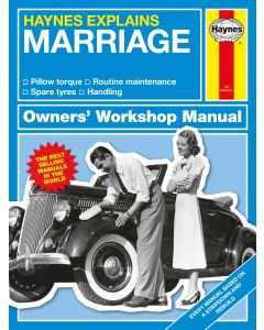 Haynes Explains - Marriage