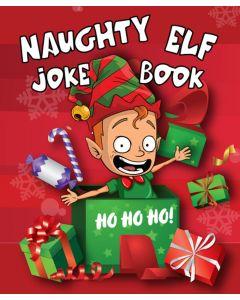 Naughty Elf Christmas Cracker Joke Book