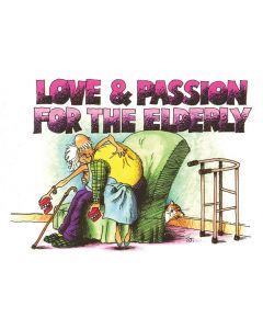 Love And Passion For The Elderly - Book