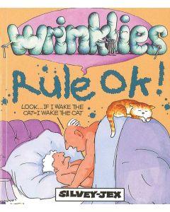 Wrinklies Rule Ok - Book
