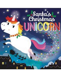 Santas Christmas Unicorn
