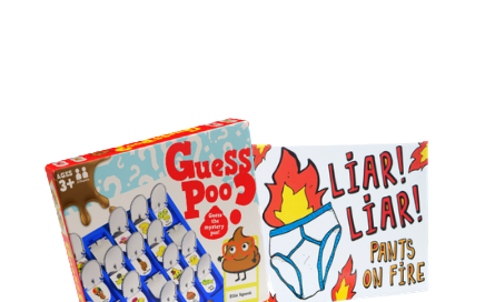 Boxer Gifts Family Games