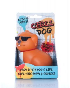 STRESS TOY - CHILL DOG