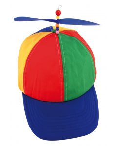 HELICAP NOVELTY BASEBALL CAP