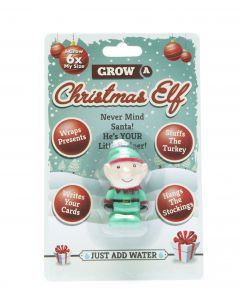 GROW A CHRISTMAS ELF