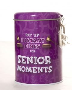 FINES TIN - SENIOR MOMENTS